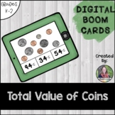Counting Coins and Coin Recognition: Digital BOOM Cards