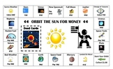 Counting Coins and Dollars - Orbit the Sun for Money