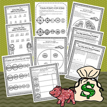 Counting Coins made FUN! Aligned with the CCCS