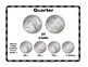 Counting Coins to One Dollar Classroom Posters - Forever Freebie