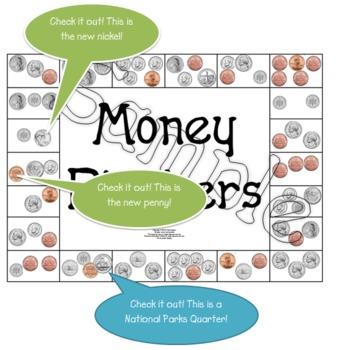 Counting Coins with Money Pinchers