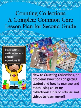 Counting Collection Lesson Plan for Second Grade