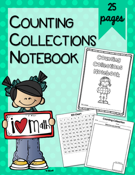 Counting Collection Notebook