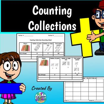Counting Collections Bundle