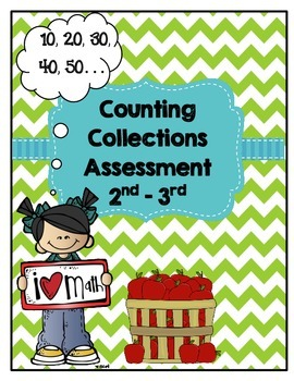 Counting Collections: 2-3 Assessment