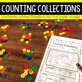 Counting Collections for Primary Grades Activities