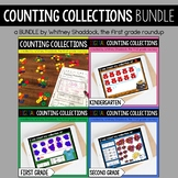 Counting Collections Paper and Digital Resource BUNDLE