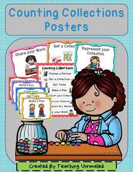 Counting Collections Posters