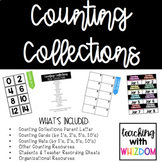 Editable Counting Collections Resource Pack