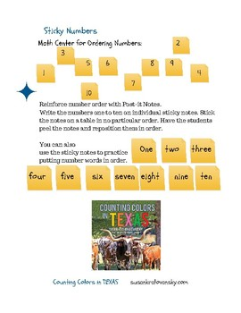 Counting Colors in Texas (Spanish and English Edition)