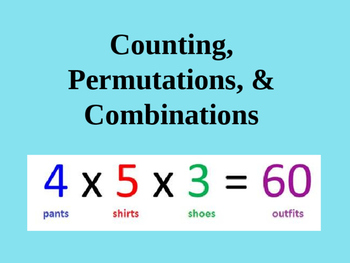 Counting Combinations
