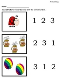 Counting - Concepts of Numbers