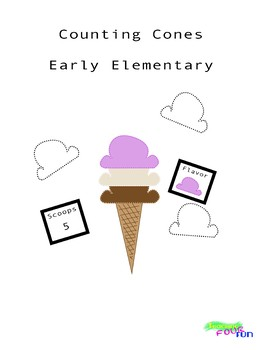 Counting Cones Early Elementary