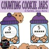 Counting Cookie Jars--A Number Sense Game