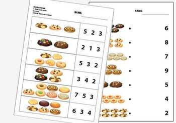 Counting Cookies!