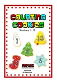 Counting Cookies Math Center
