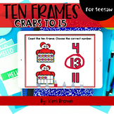 Counting Crabs to 15 | Seesaw Activity