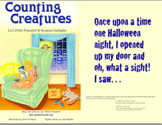 Counting Creatures: Halloween Counting Story, Song, Math and Literacy Activities