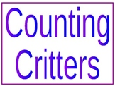 Counting Critters, Number Cards from 0-20
