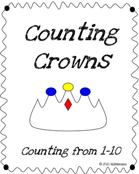 Counting Crowns #1-10