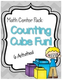 Counting Cube Math Centers