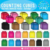 Counting Cubes  - Graphics for Teachers