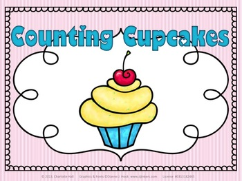 Counting Cupcakes: 0-10