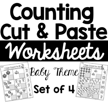 Counting Cut and Paste