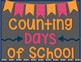 Counting Days of School with Ten Frames