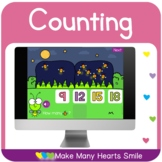 Counting Distance Learning Game MHS143