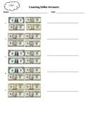 Counting Dollar Bills
