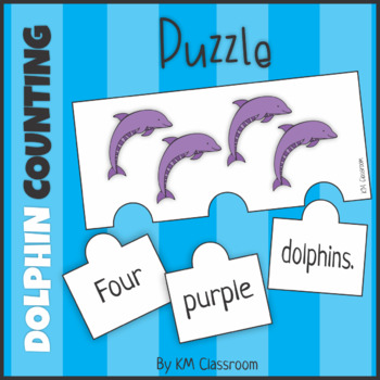 Emergent Reader Counting Dolphins Puzzle