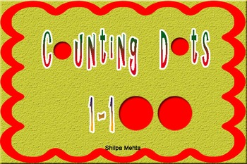 Counting Dots 1-100