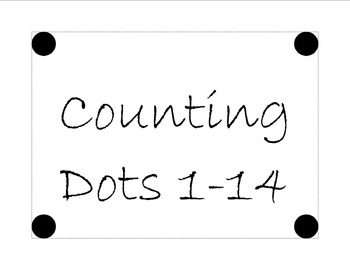 Counting Dots 1-14