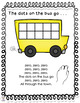 Math- Ten Frames - Counting Dots on the Bus