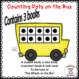 Math-Ten Frames - Counting Dots on the Bus