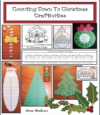 Christmas Crafts Counting Down to Christmas Activities
