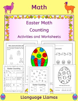 Easter Math - Counting
