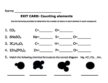 Counting Elements QUIZ