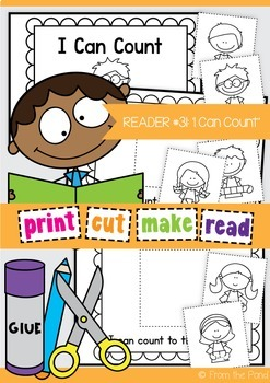 Counting Emergent Reader {I Can Count}