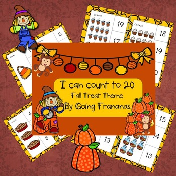 Counting Fall Theme Bundle
