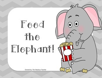 Counting (Feed the Elephant)