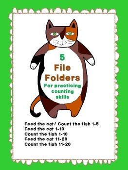 Counting File Folder Bundle