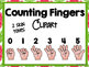 Counting Fingers Clipart