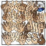Counting Fingers Clipart (Hand Clipart)