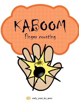 Counting Fingers Kaboom