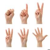 Counting Fingers/Hands