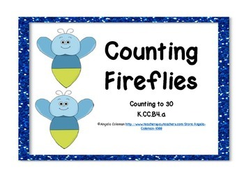 Counting Fireflies 1 - 30
