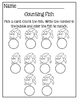 A Hands-On Math Center ~ Counting Fish