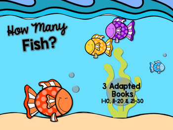 Counting Fish- Adapted Books 1-30